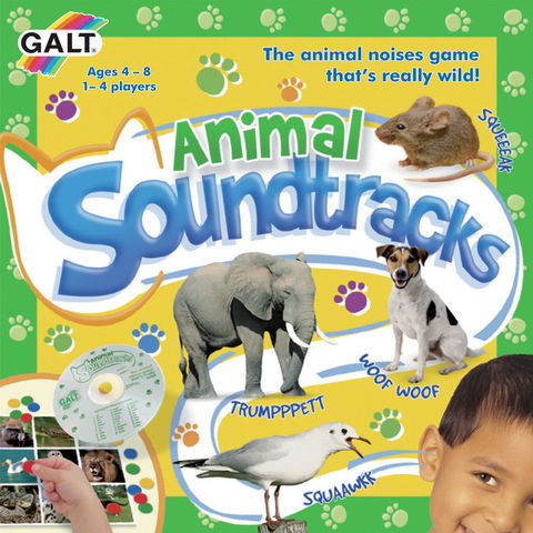 Animal soudtracks